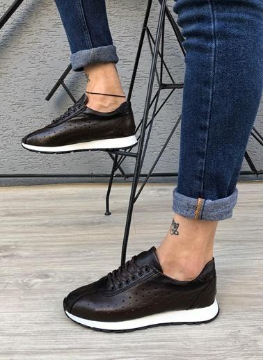 MUWAGO Sneakers Kahve